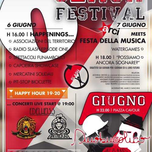 Slash Festival 2015